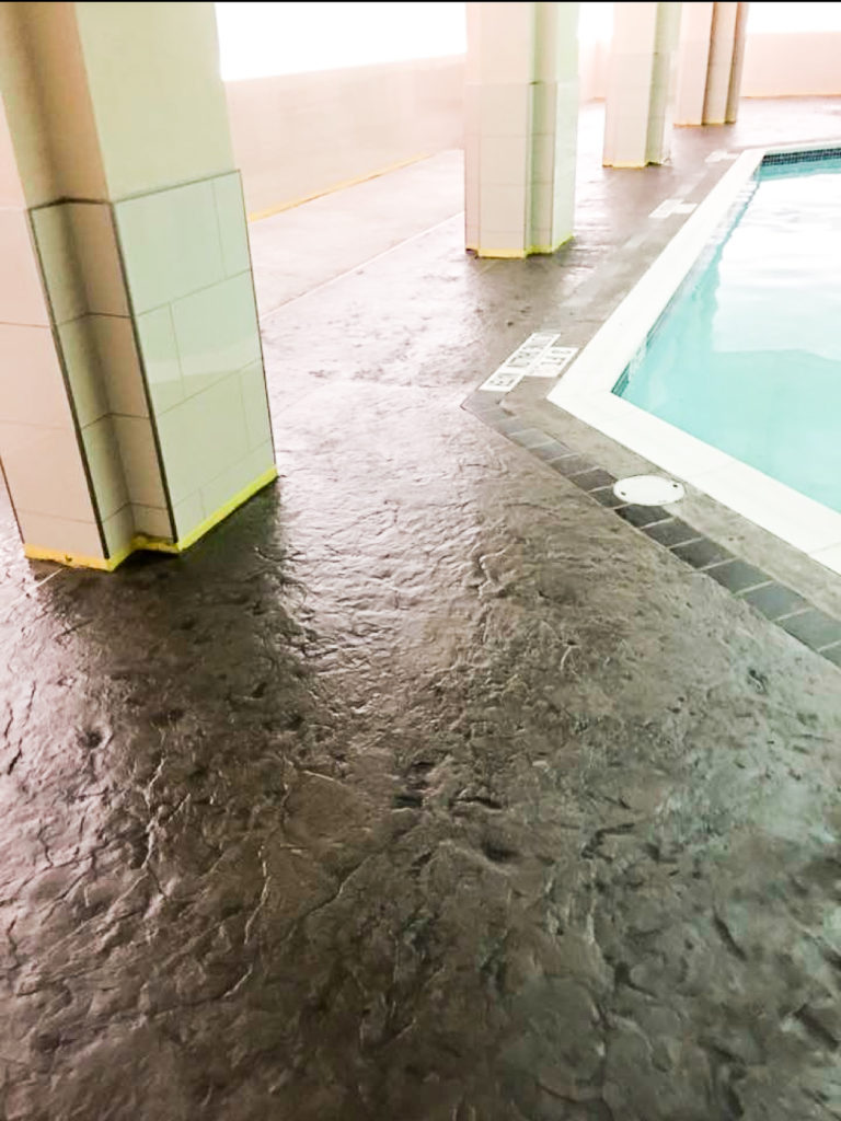 Concrete Stampable Overlay 3