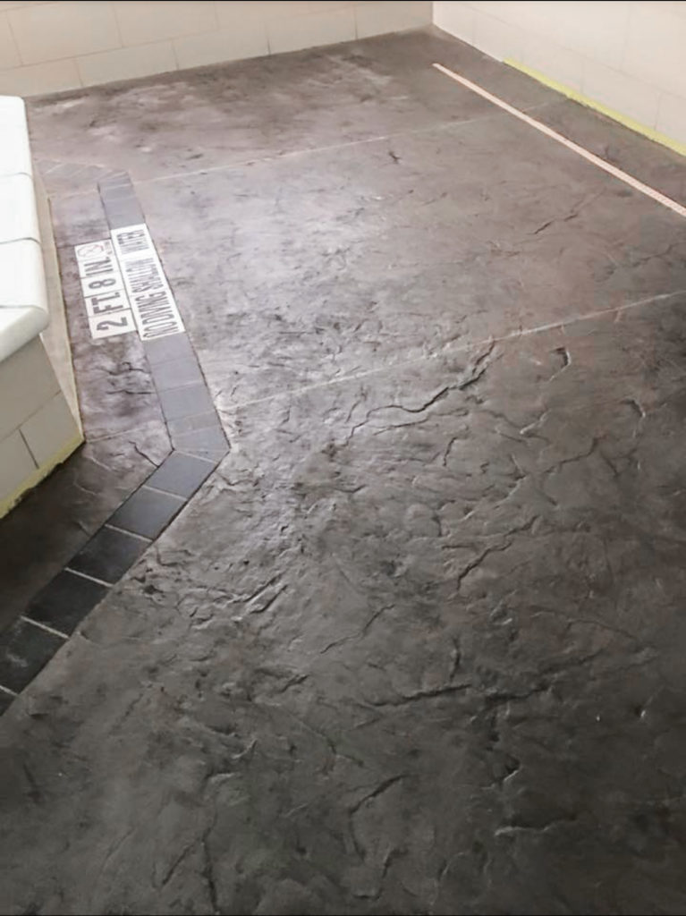Concrete Stampable Overlay 8