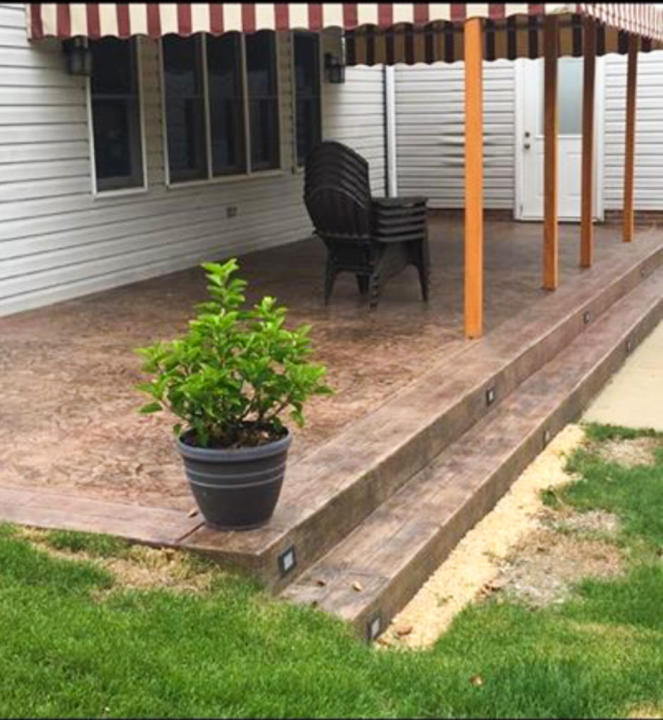Stamped Concrete 21