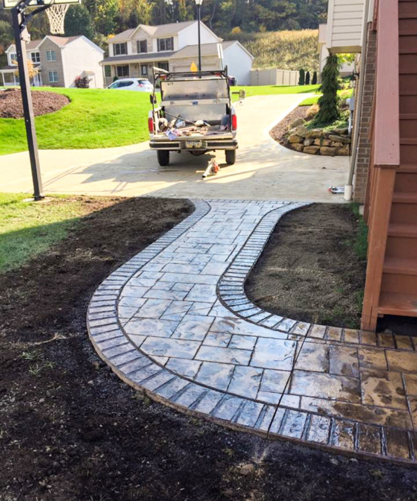 Stamped Concrete 24