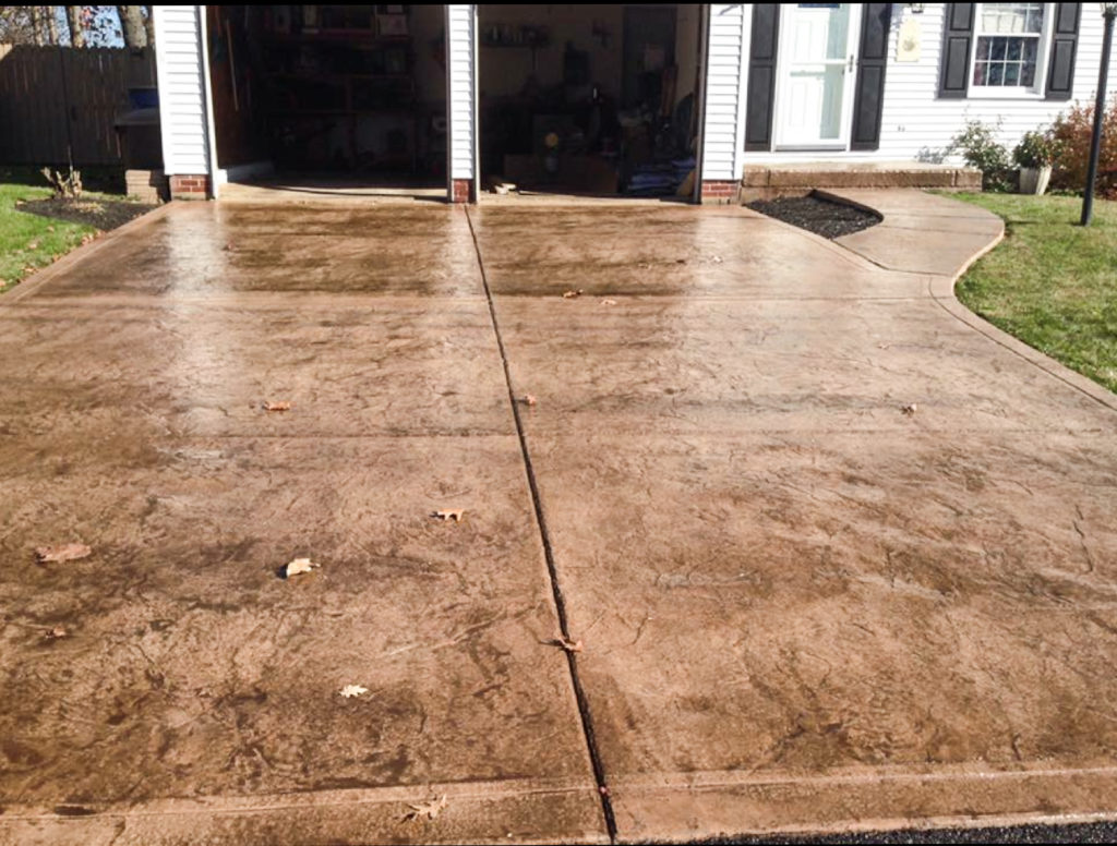 Stamped Concrete 3