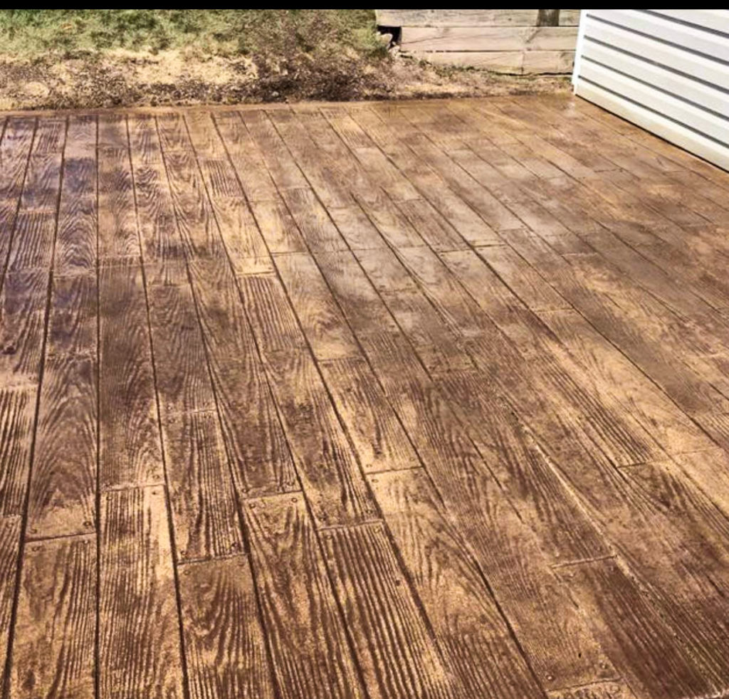 Stamped Concrete 32
