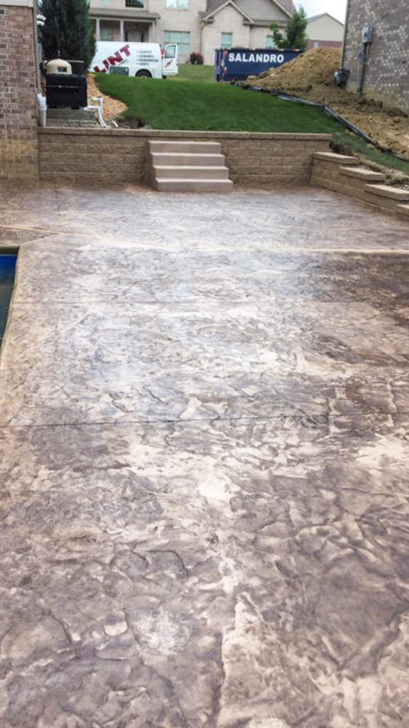Stamped Concrete 4