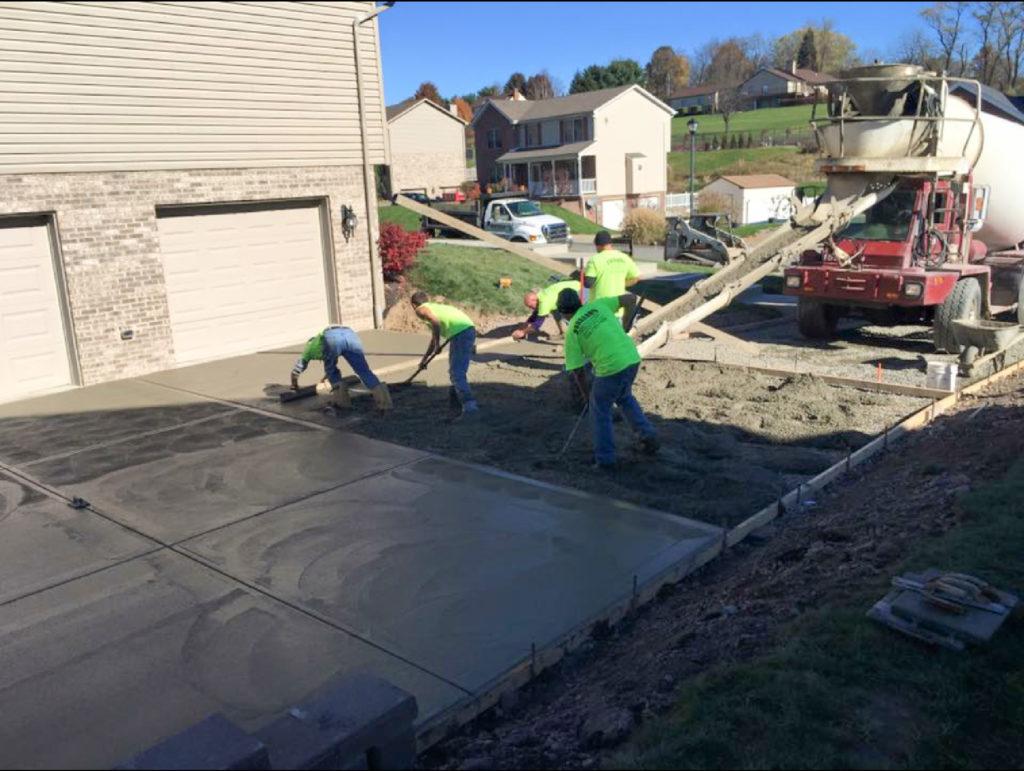 Swirl Concrete 10