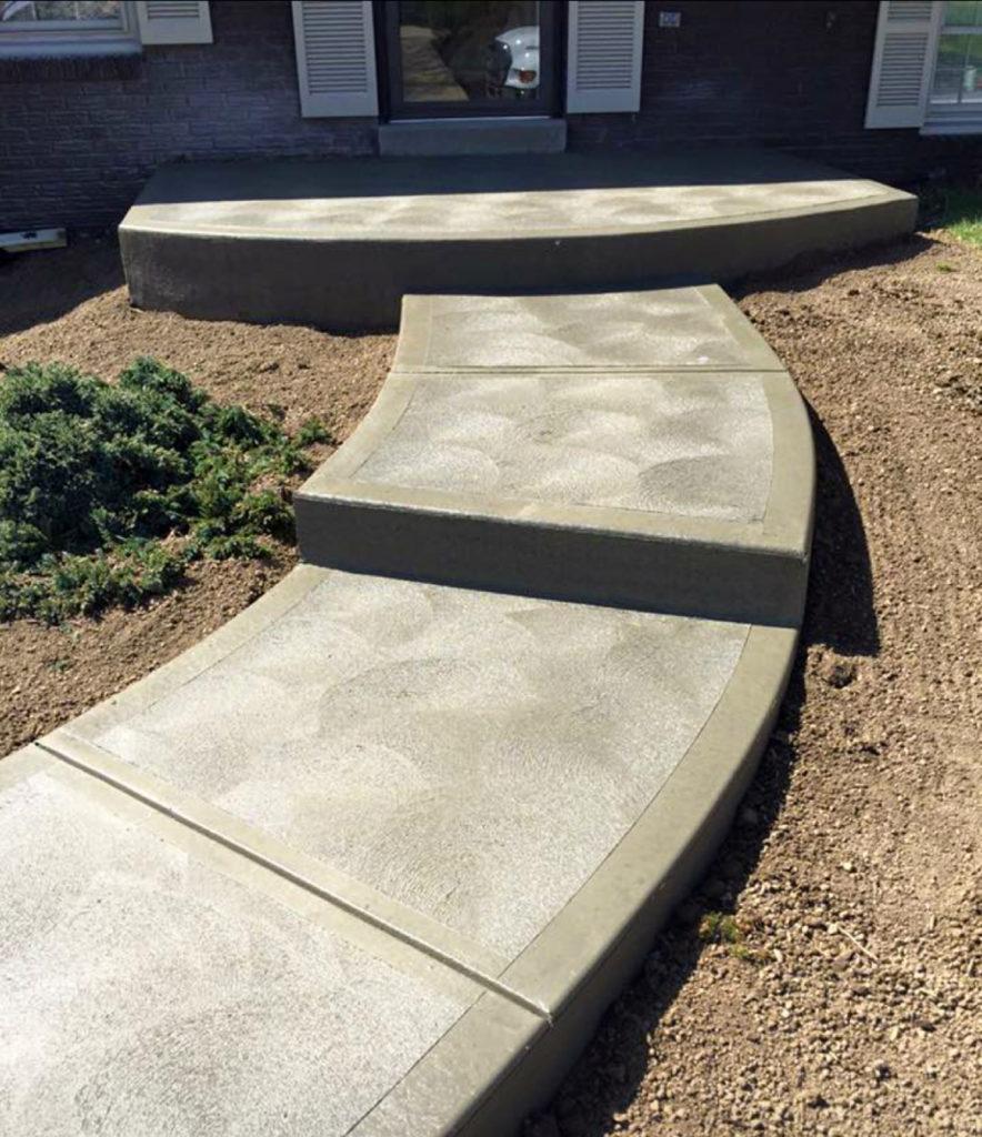 Swirl Concrete 11
