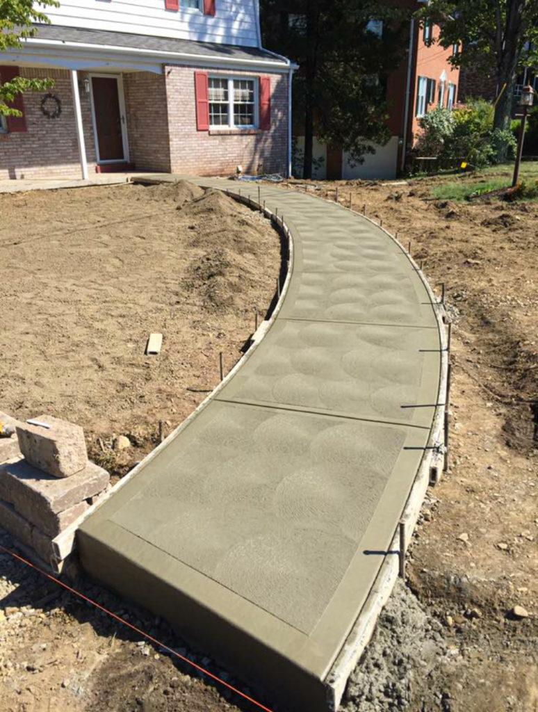 Swirl Concrete 13