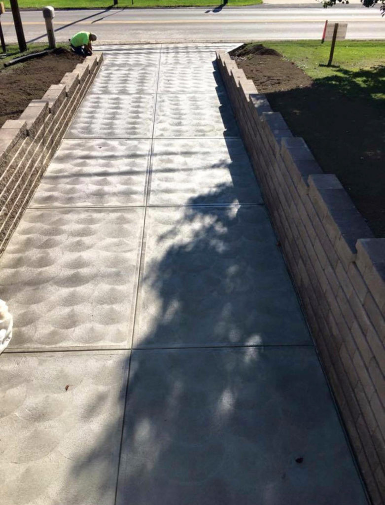 Swirl Concrete 19