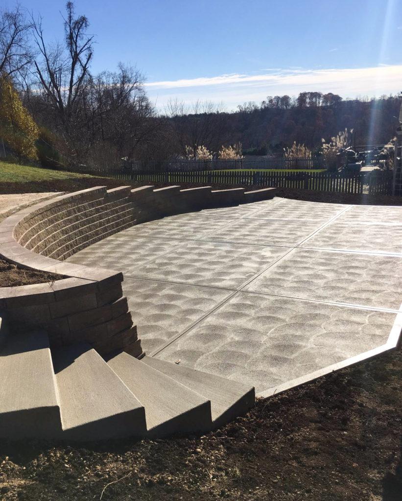 Swirl Concrete 21