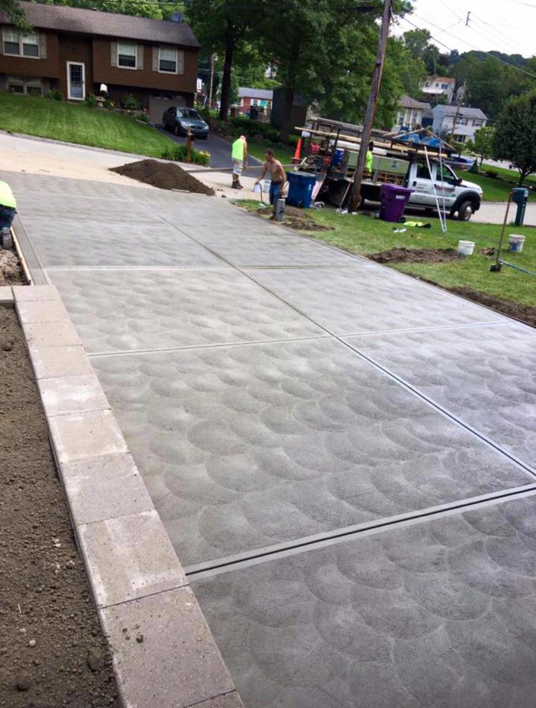 Swirl Concrete 22