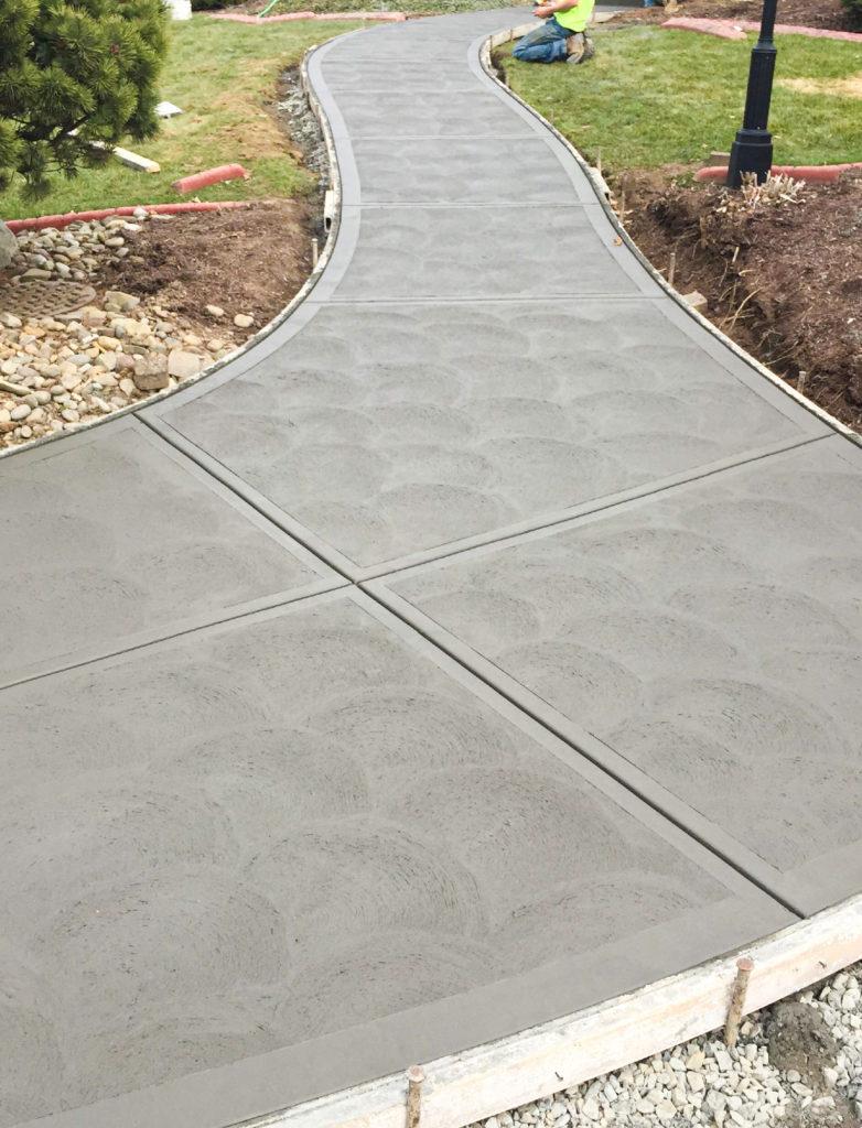 Swirl Concrete 28