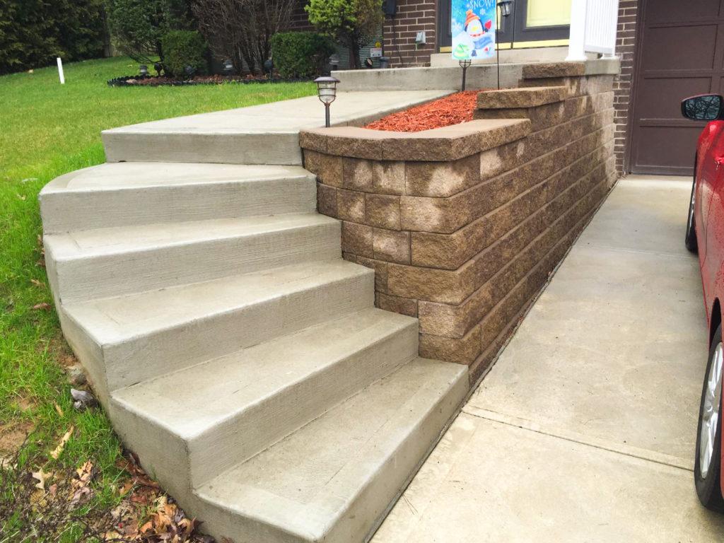 Swirl Concrete 30