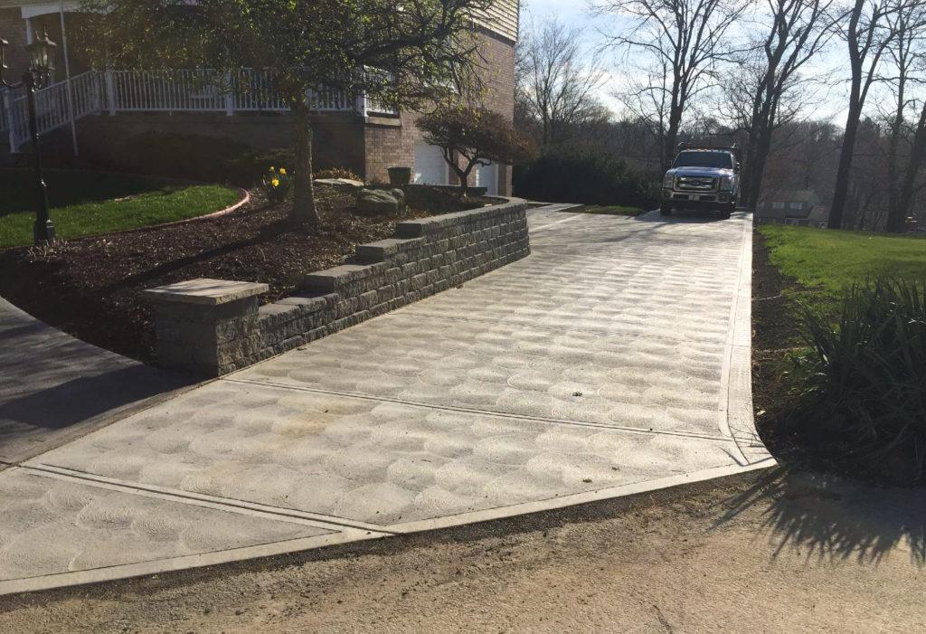 Swirl Concrete 32