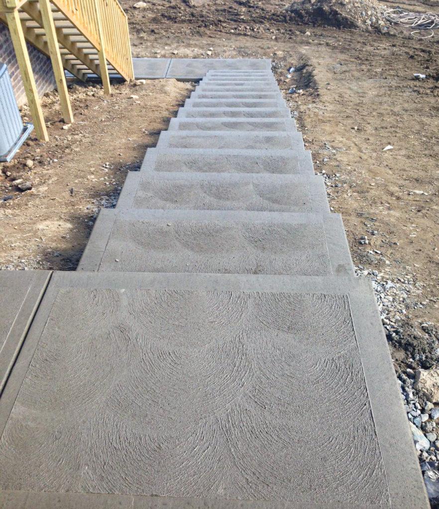Swirl Concrete 36