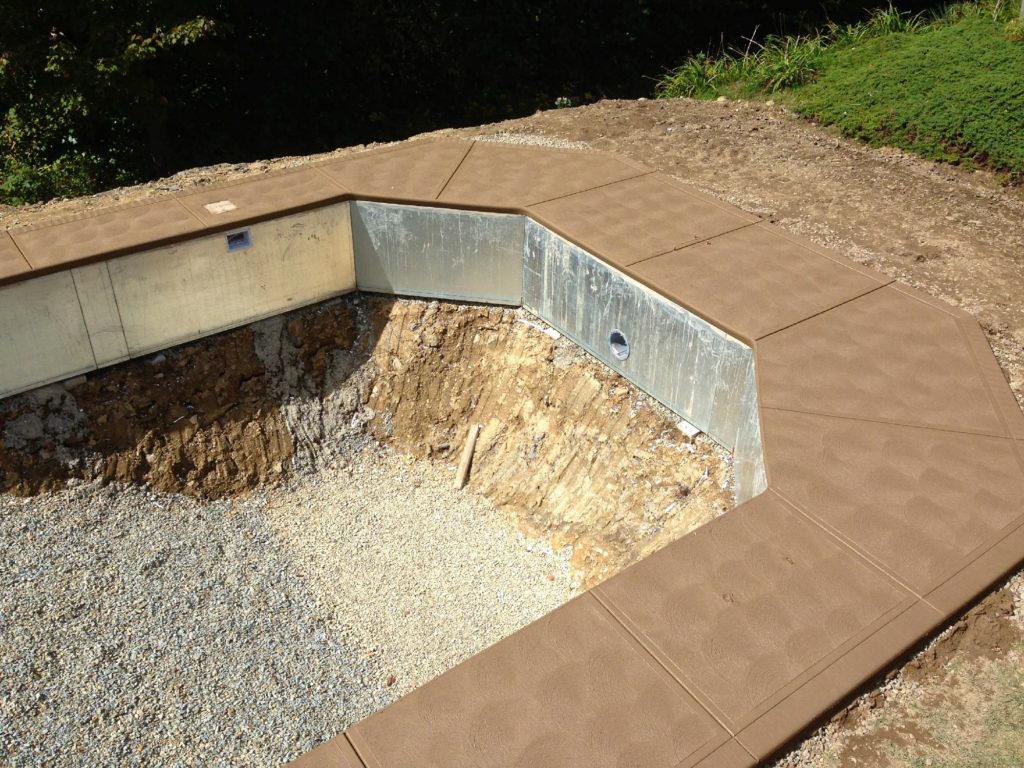 Swirl Concrete 38