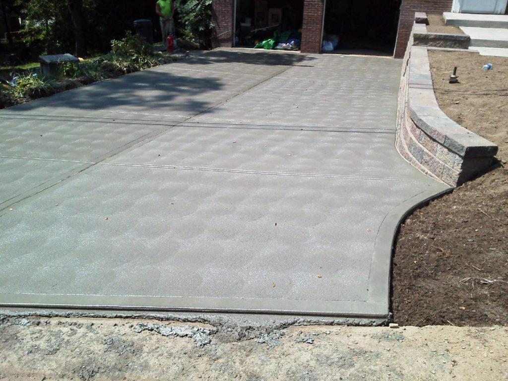 Swirl Concrete 45