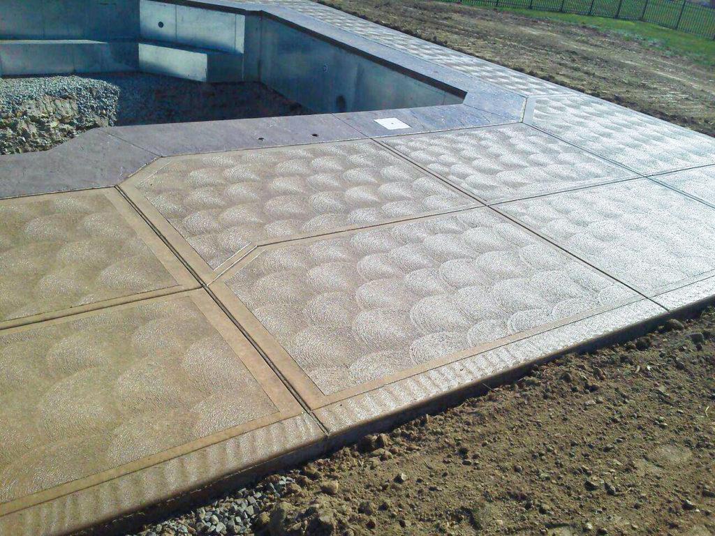 Swirl Concrete 46