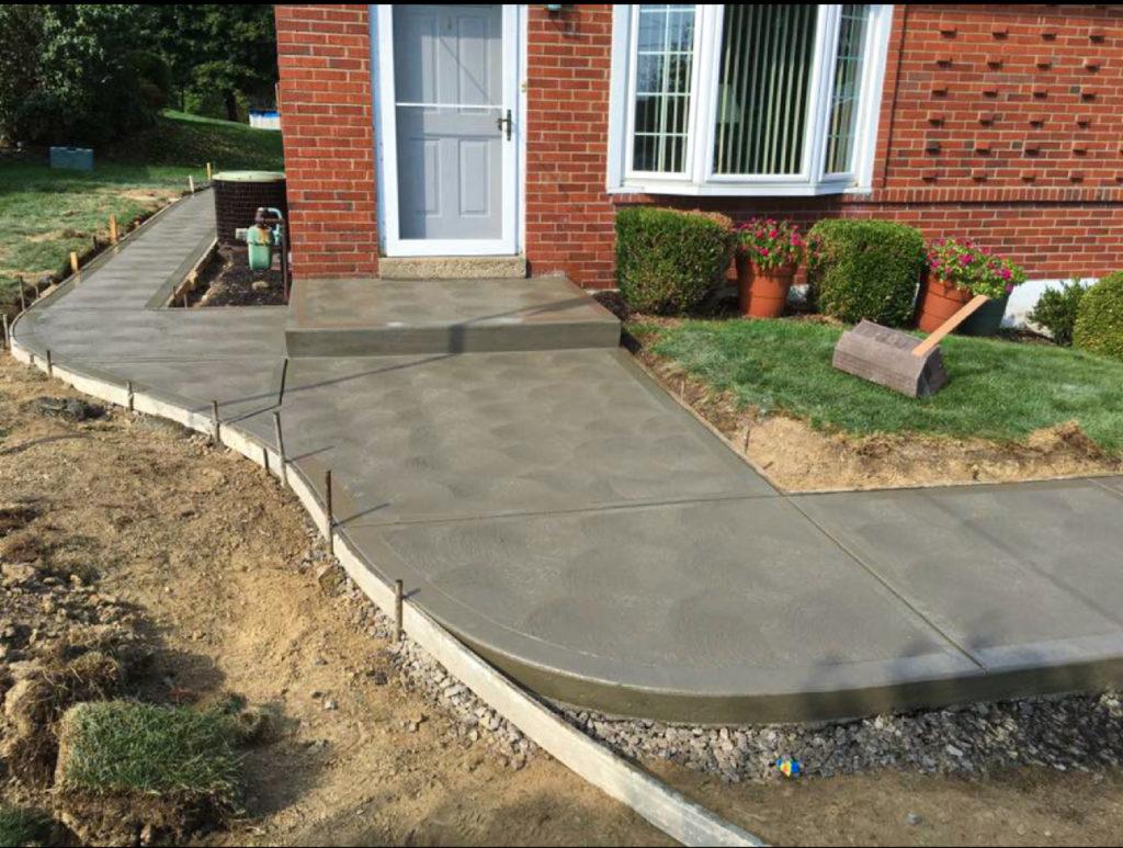 Swirl Concrete 5