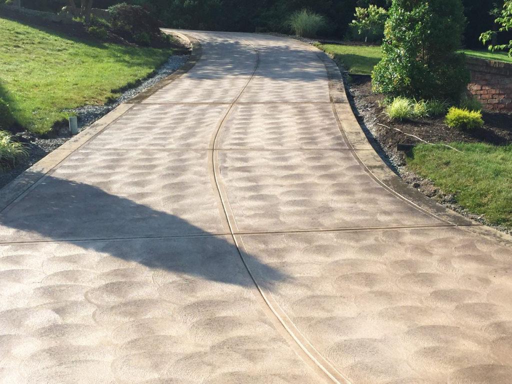 Swirl Concrete 54