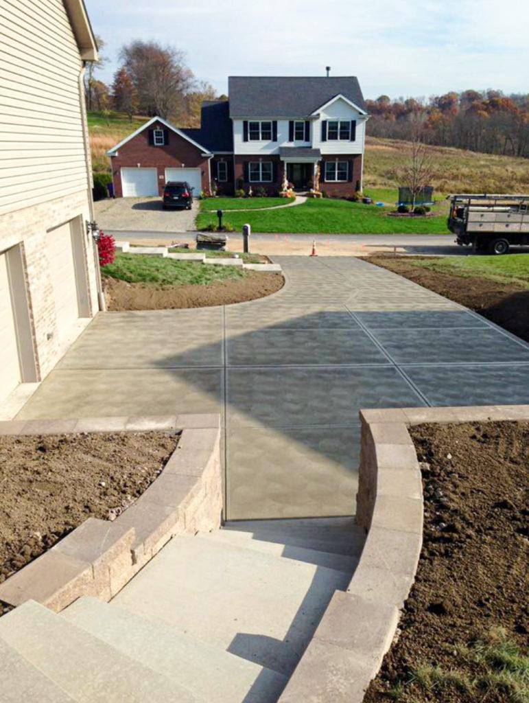 Swirl Concrete 6