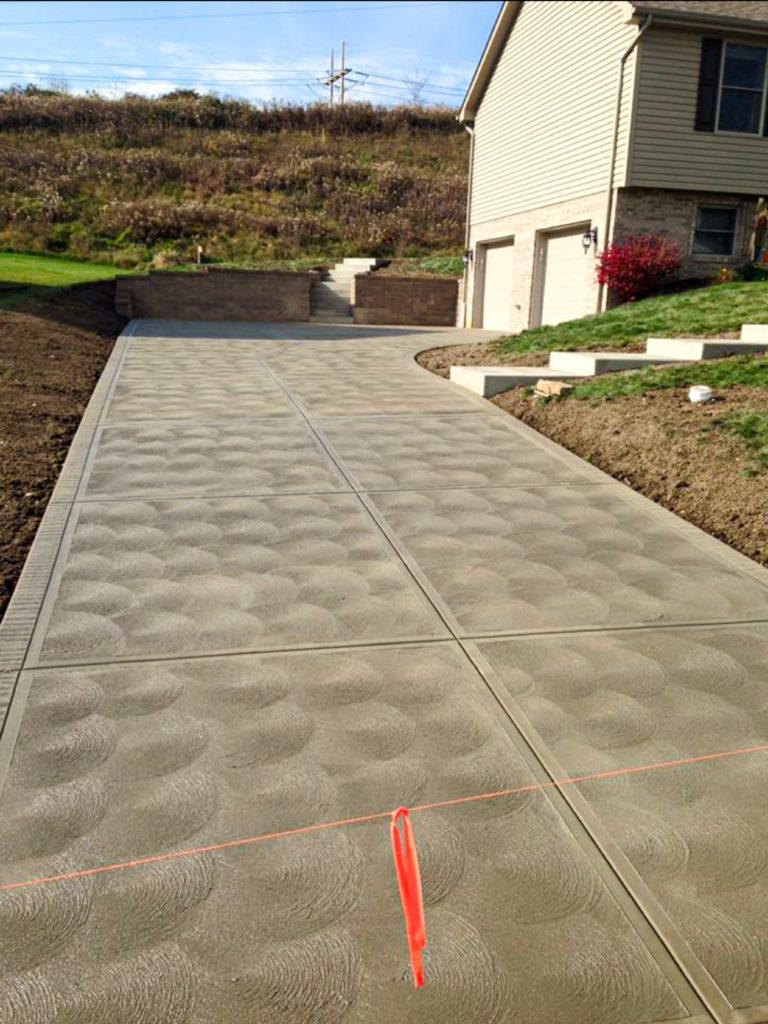 Swirl Concrete 7